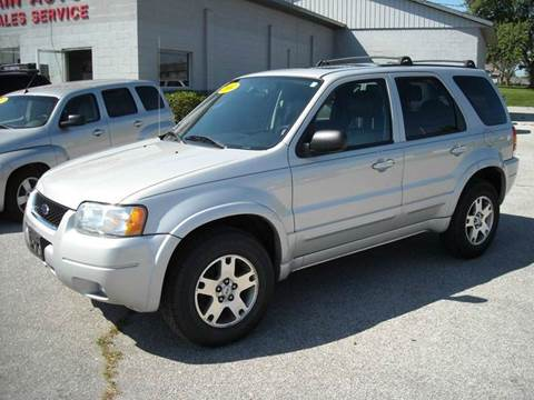 2004 Ford Escape for sale in Bluffton, IN