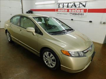 2008 Honda Civic for sale in Albany, NY