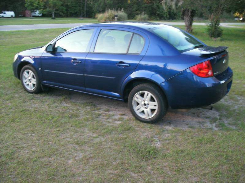 2007 Chevrolet Cobalt LT 4dr Sedan w/ Head Curtain Airbags - Conway SC