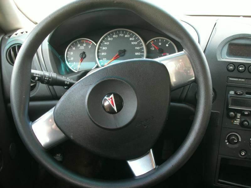 2006 Pontiac Grand Prix 4dr Sedan - Conway SC