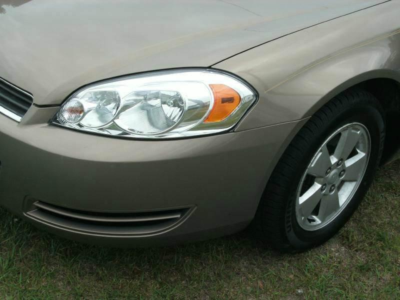 2007 Chevrolet Impala LT 4dr Sedan - Conway SC