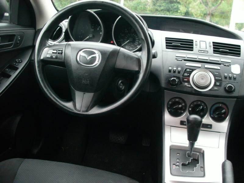 2011 Mazda MAZDA3 i Sport 4dr Sedan 5A - Conway SC