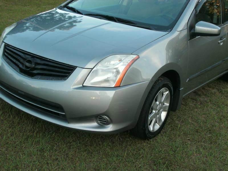 2010 Nissan Sentra 2.0 S 4dr Sedan - Conway SC