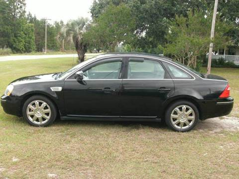 2007 Ford Five Hundred for sale in Conway, SC
