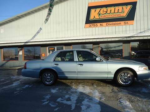 Mercury grand marquis for sale for Kenny motors morris il