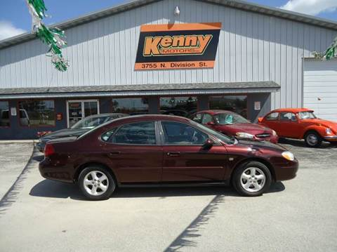 2001 ford taurus for sale for Kenny motors morris il