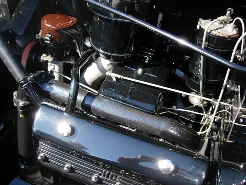 1931 Cadillac Convertible 14