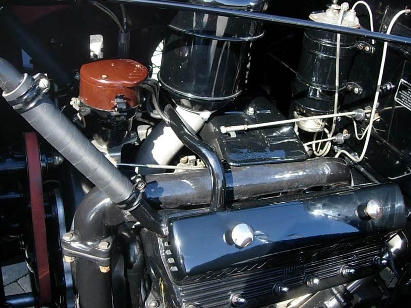 1931 Cadillac Convertible 15