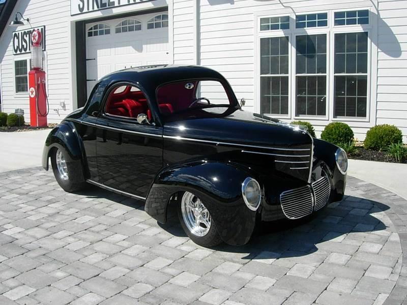 1940 Willys 2 door 1