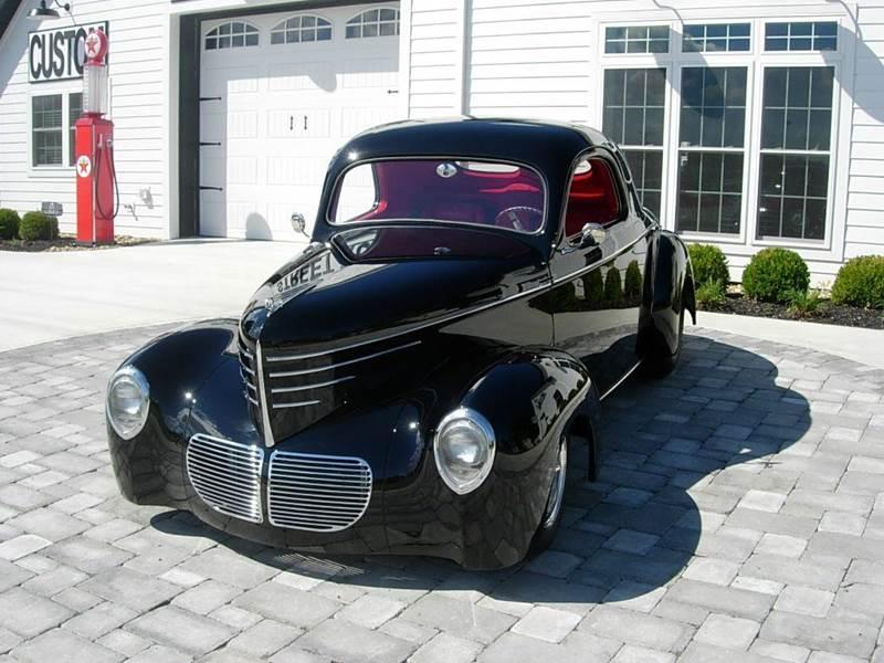 1940 Willys 2 door 5