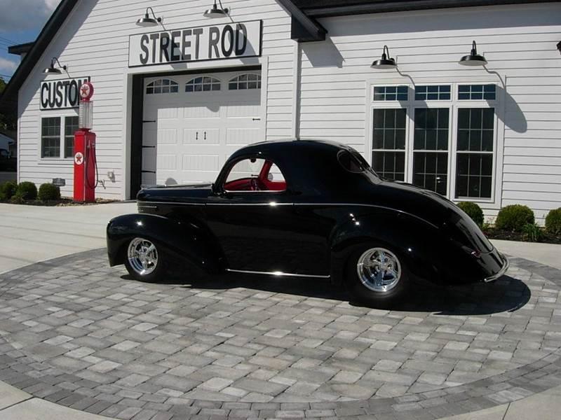 1940 Willys 2 door 9