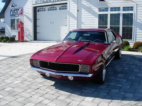 1969 Chevrolet Camaro for sale in Newark, OH