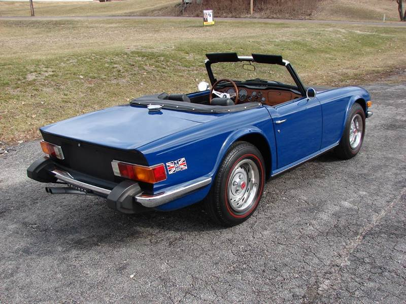 1976 Triumph TR6 2