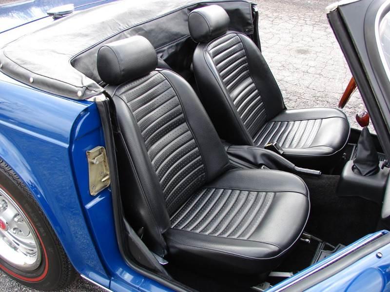 1976 Triumph TR6 6