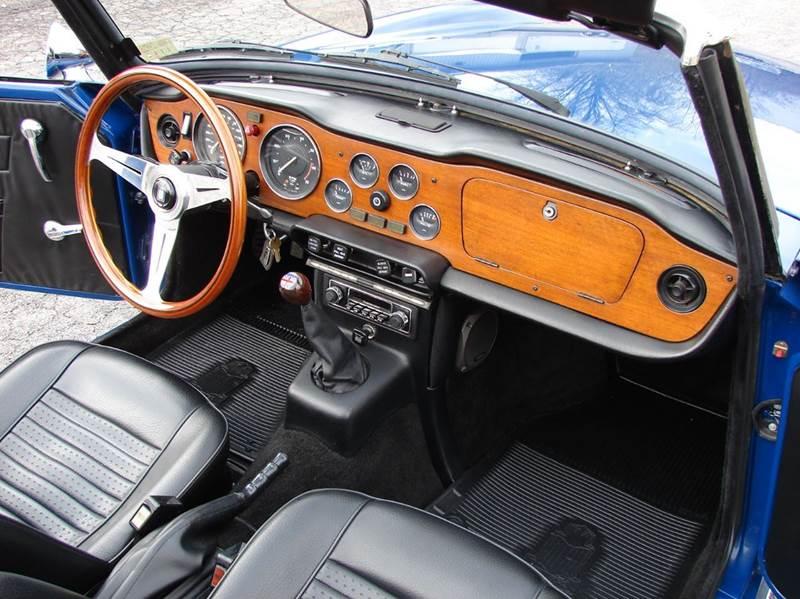 1976 Triumph TR6 7