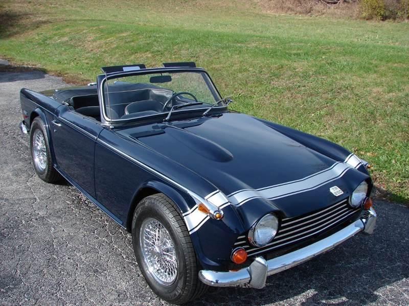 1968 Triumph TR250 1