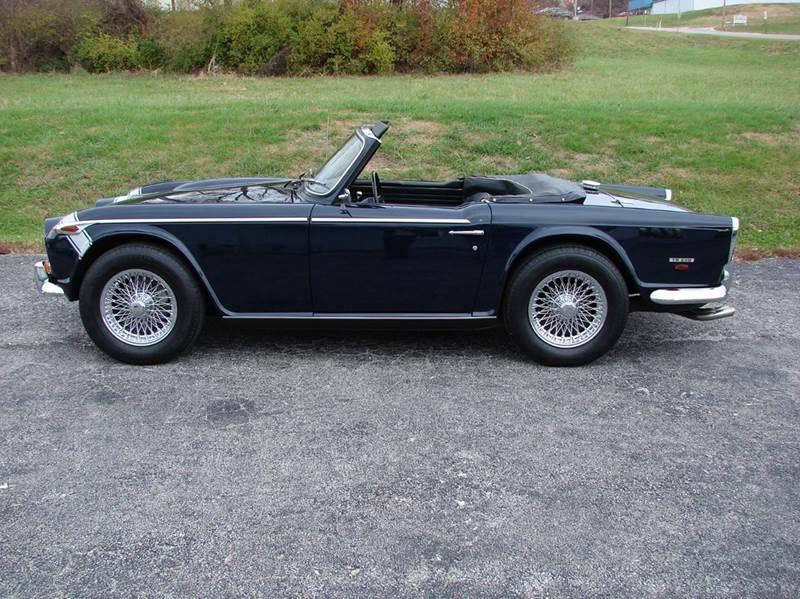 1968 Triumph TR250 10