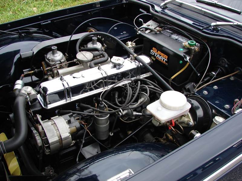 1968 Triumph TR250 4