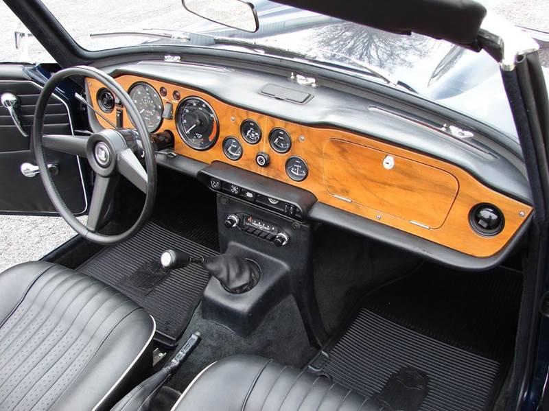 1968 Triumph TR250 6