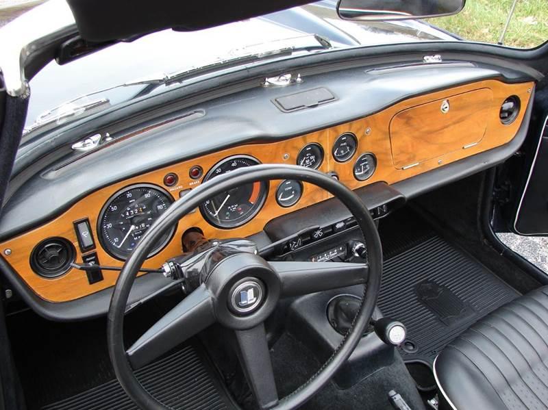 1968 Triumph TR250 8
