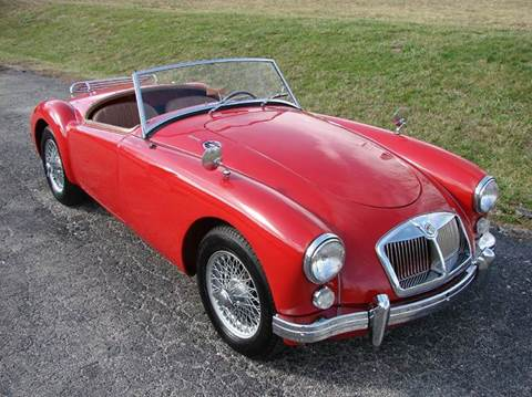 1962 MG MGA for sale in Washington, MO