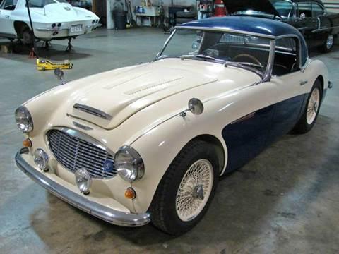 1960 Austin-Healey 3000 MK I for sale in Washington, MO