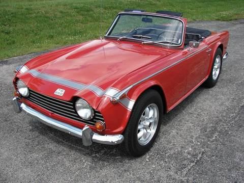 1968 Triumph TR250 for sale in Washington, MO