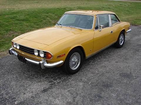 1971 Triumph Stag for sale in Washington, MO