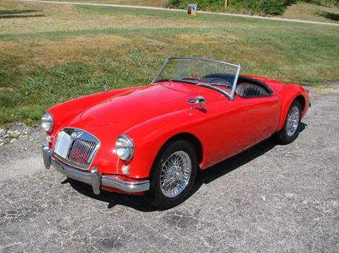 1958 MG MGA for sale in Washington, MO