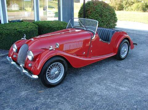Morgan Car For Sale >> Morgan Plus 4 For Sale In Ladson Sc Carsforsale Com