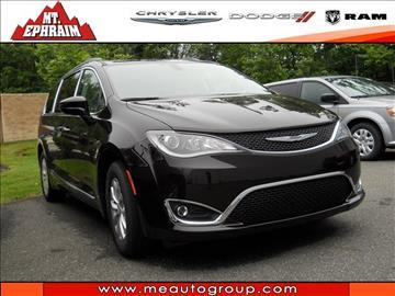 2017 Chrysler Pacifica for sale in Mount Ephraim NJ