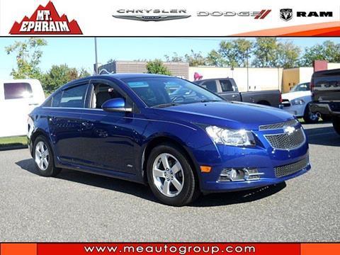 2012 Chevrolet Cruze for sale in Mount Ephraim NJ