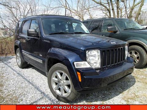 2012 jeep liberty for sale in new jersey. Black Bedroom Furniture Sets. Home Design Ideas