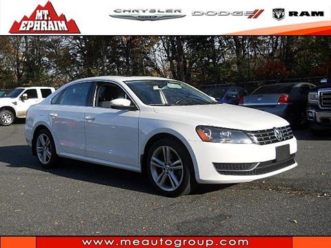 2015 Volkswagen Passat for sale in Mount Ephraim NJ