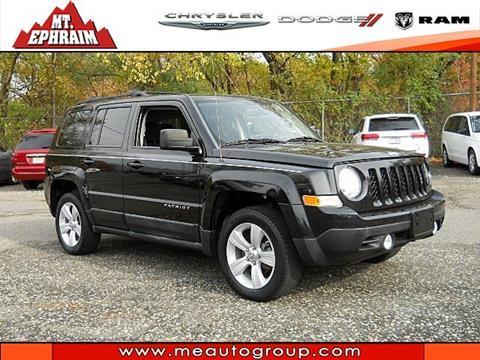 2011 Jeep Patriot for sale in Mount Ephraim NJ