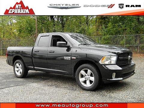2014 RAM Ram Pickup 1500 for sale in Mount Ephraim NJ