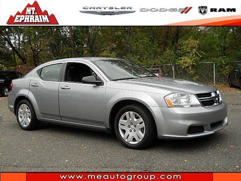 2013 Dodge Avenger for sale in Mount Ephraim NJ