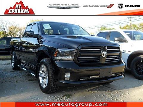 2015 RAM Ram Pickup 1500 for sale in Mount Ephraim NJ