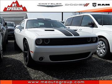 2017 Dodge Challenger for sale in Mount Ephraim, NJ