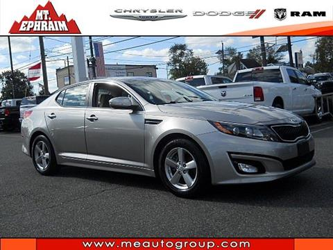2014 Kia Optima for sale in Mount Ephraim NJ