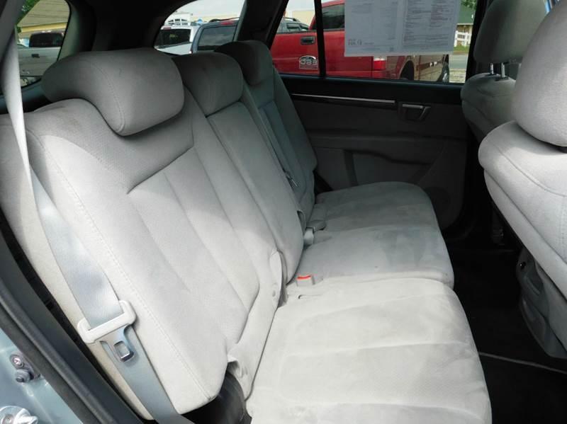 2008 Hyundai Santa Fe AWD GLS 4dr SUV - Manchester NH