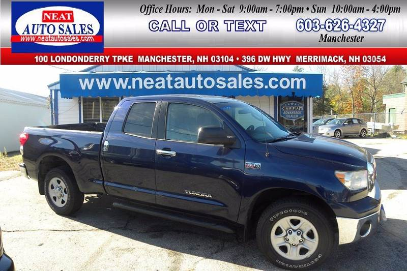 2008 Toyota Tundra For Sale Carsforsale Com