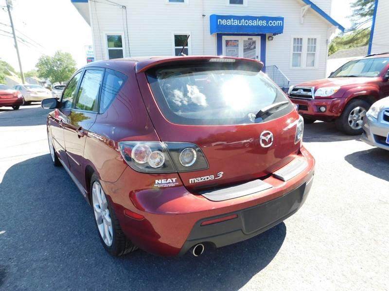 2009 Mazda MAZDA3 s Sport 4dr Hatchback 5A w/Cal Emissions - Manchester NH