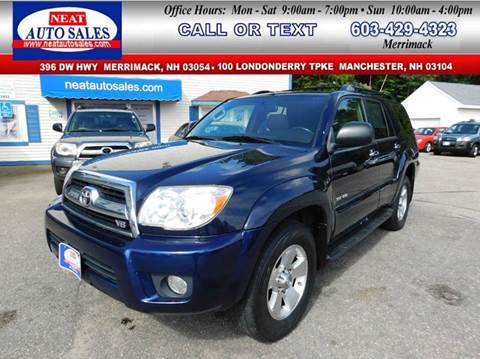 2009 Toyota 4Runner for sale in Manchester, NH