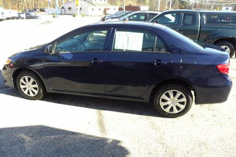 2013 Toyota Corolla for sale in Manchester, NH
