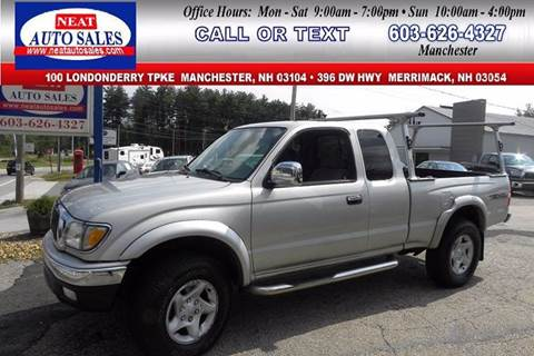 2004 Toyota Tacoma for sale in Manchester, NH