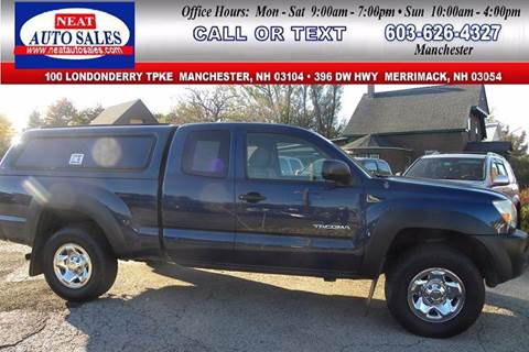 2007 Toyota Tacoma for sale in Manchester, NH