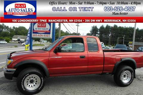 2003 Toyota Tacoma for sale in Manchester, NH