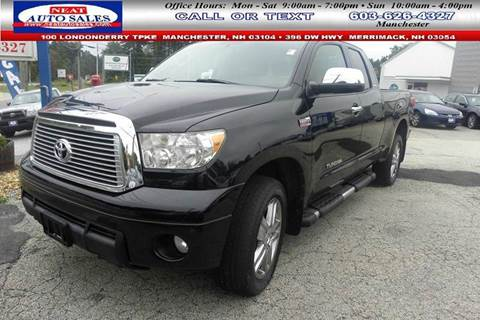 2010 Toyota Tundra for sale in Manchester, NH