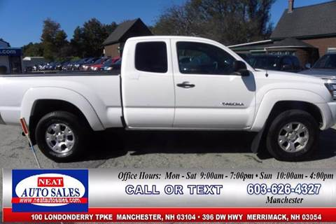 2011 Toyota Tacoma for sale in Manchester, NH